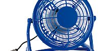 USB fan North Wind, blue