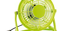 USB fan North Wind, apple green