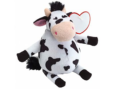 Plush Cow Edda